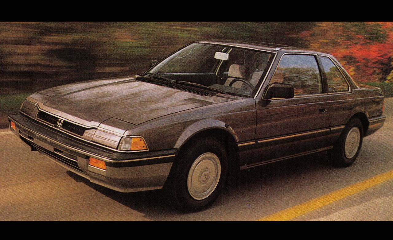 Certified Used Cars >> 1985 Honda Prelude | 10Best Cars | Features | Car and Driver