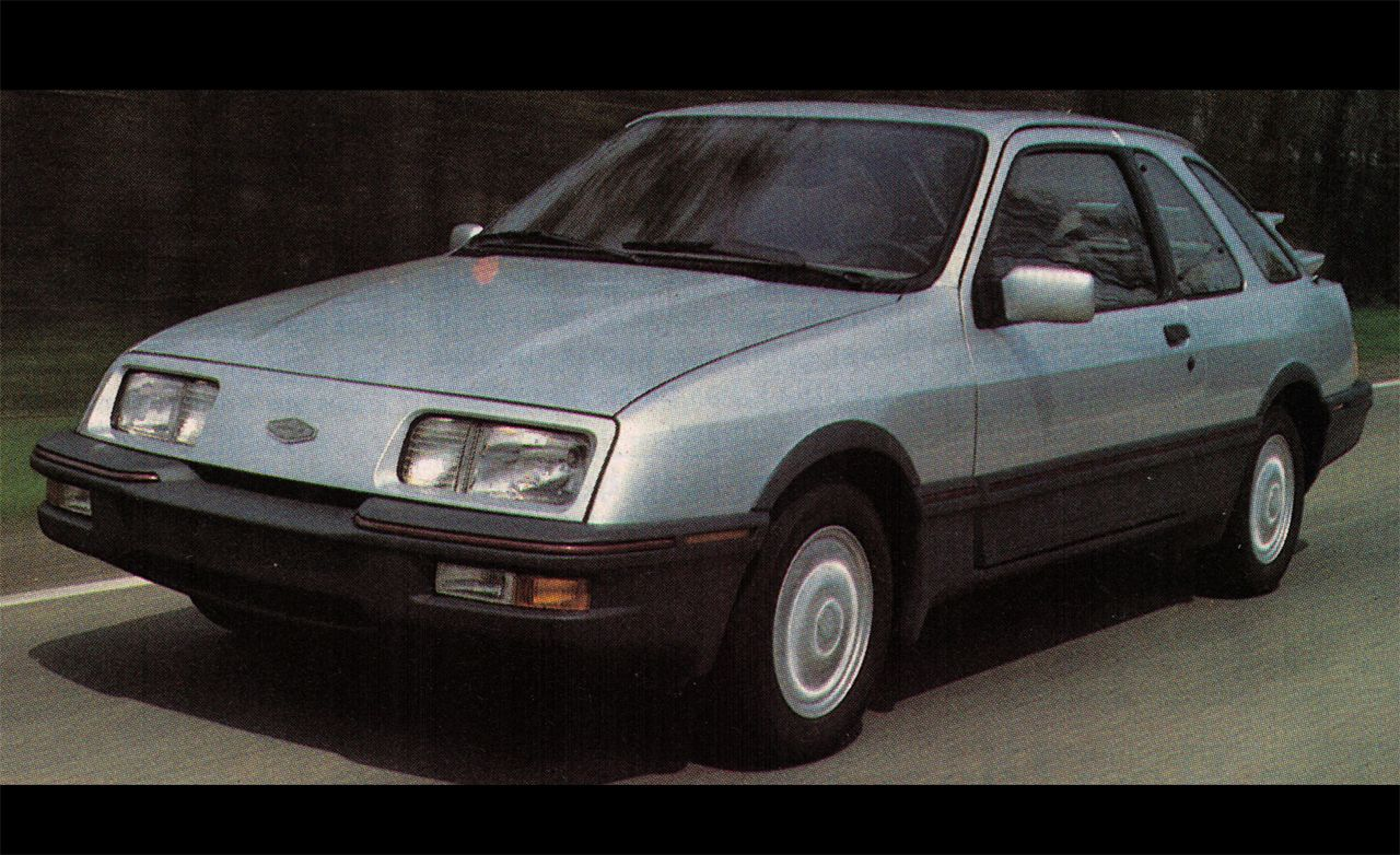 1985 Merkur Xr4ti 10best Cars Features Car And Driver