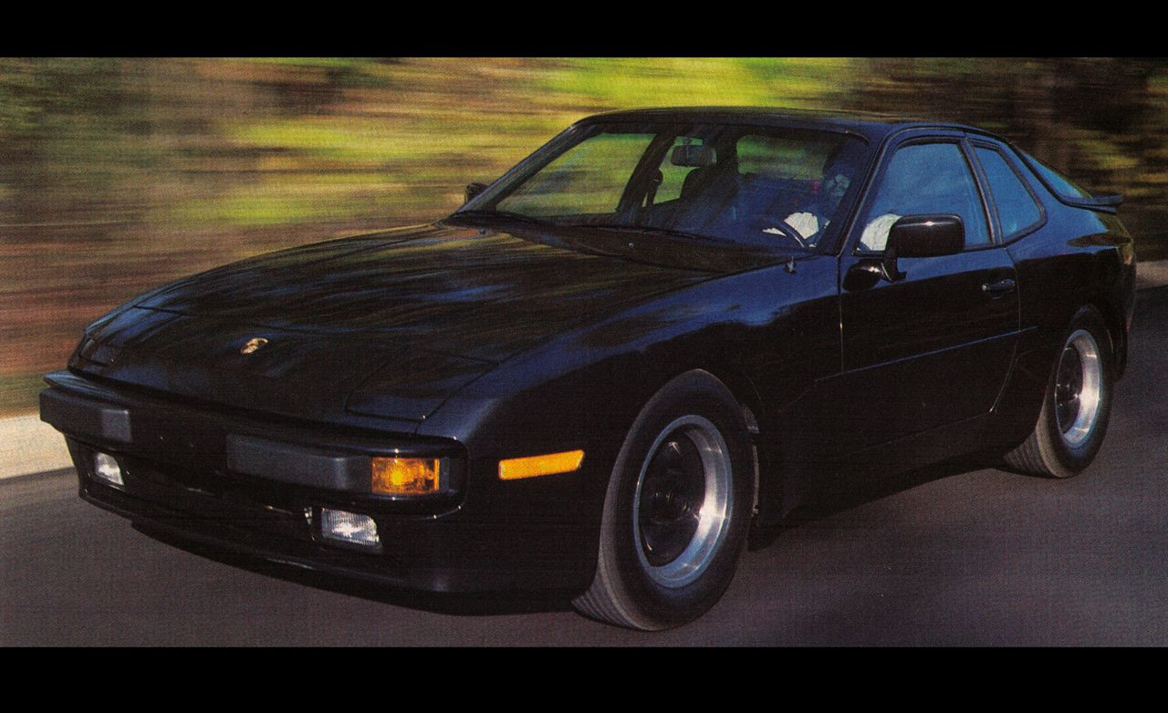 1985 porsche 944 | 10best cars | features | car and driver