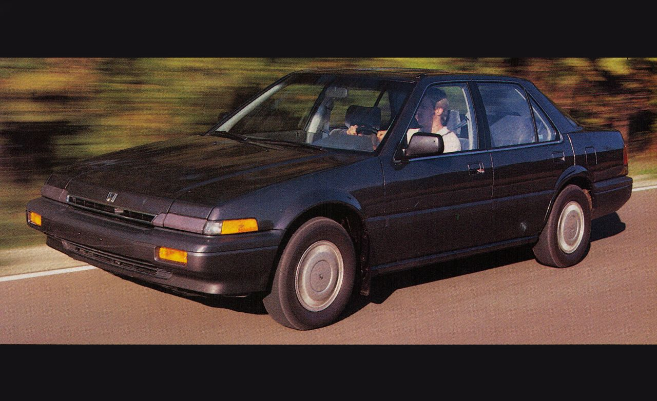 Toyota Build And Price >> 1986 Honda Accord | 10Best Cars | Features | Car and Driver