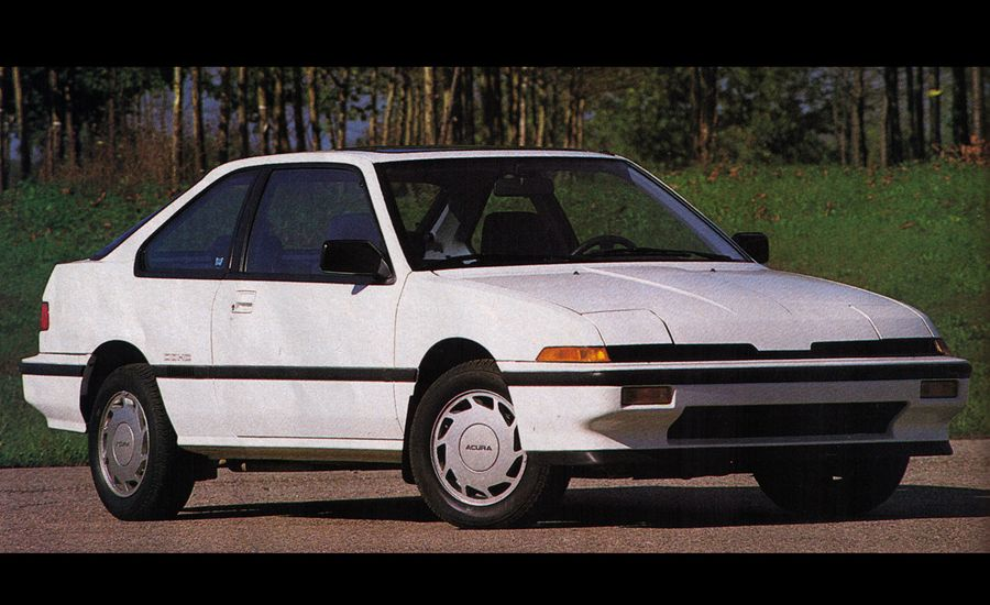 1987 10best cars feature car and driver 1987 acura integra sciox Images