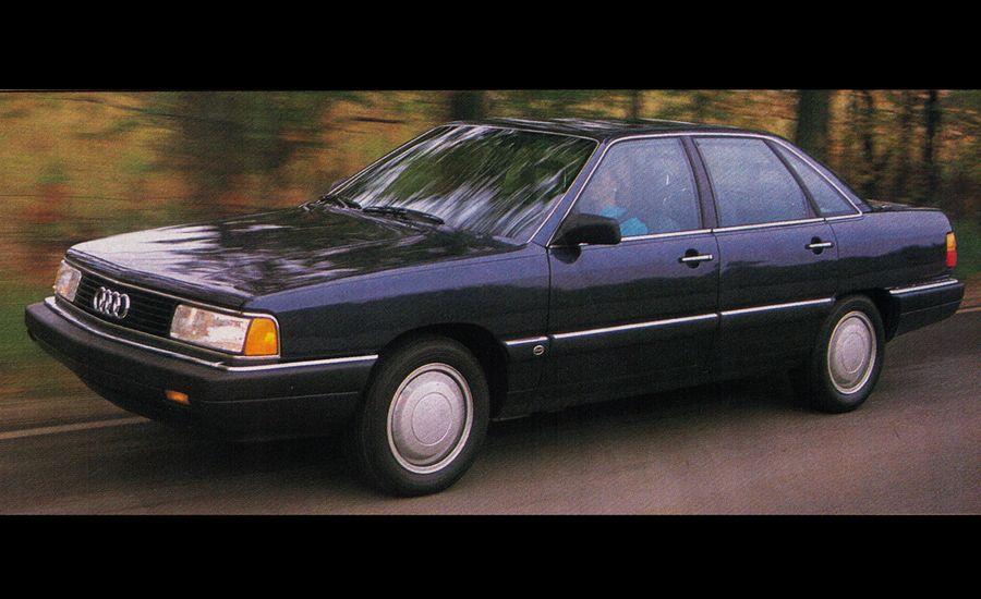 1987 Audi 5000/CS Turbo