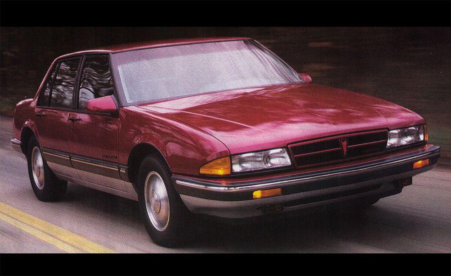 1987 Pontiac Bonneville SE