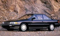 1988 Acura Legend Coupe