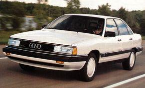 1988 Audi 5000