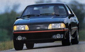 1988 Ford Mustang 5.0