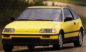 1988 Honda CRX