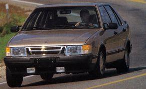 1988 Saab 9000 Turbo