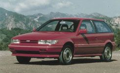 1989 Dodge Colt Turbo/Mitsubishi Mirage Turbo