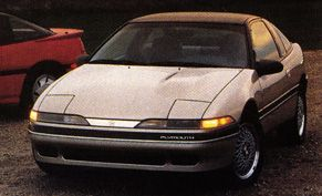 1989 Mitsubishi Eclipse Turbo/Plymouth Laser Turbo