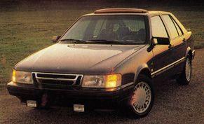 1989 Saab 9000 Turbo