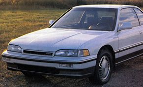 1990 Acura Legend >> Comments On 1990 Acura Legend Coupe Car And Driver Backfires