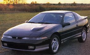 1990 Diamond-Star Turbos