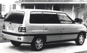 1990 Mazda MPV