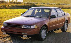 1990 Nissan Maxima SE