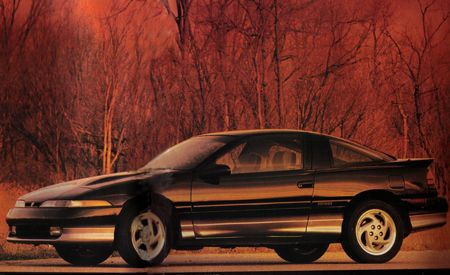 1991 Diamond-Star Turbos