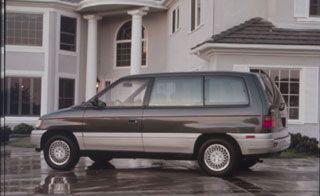 1991 Mazda MPV V-6 3.0i