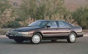 1992 Cadillac Seville Touring Sedan