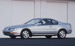 1992 Honda Prelude Si