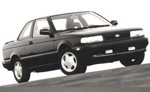 1992 Nissan Sentra SE-R