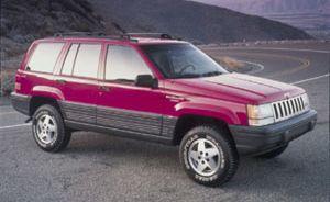 1993 Jeep Grand Cherokee V-8
