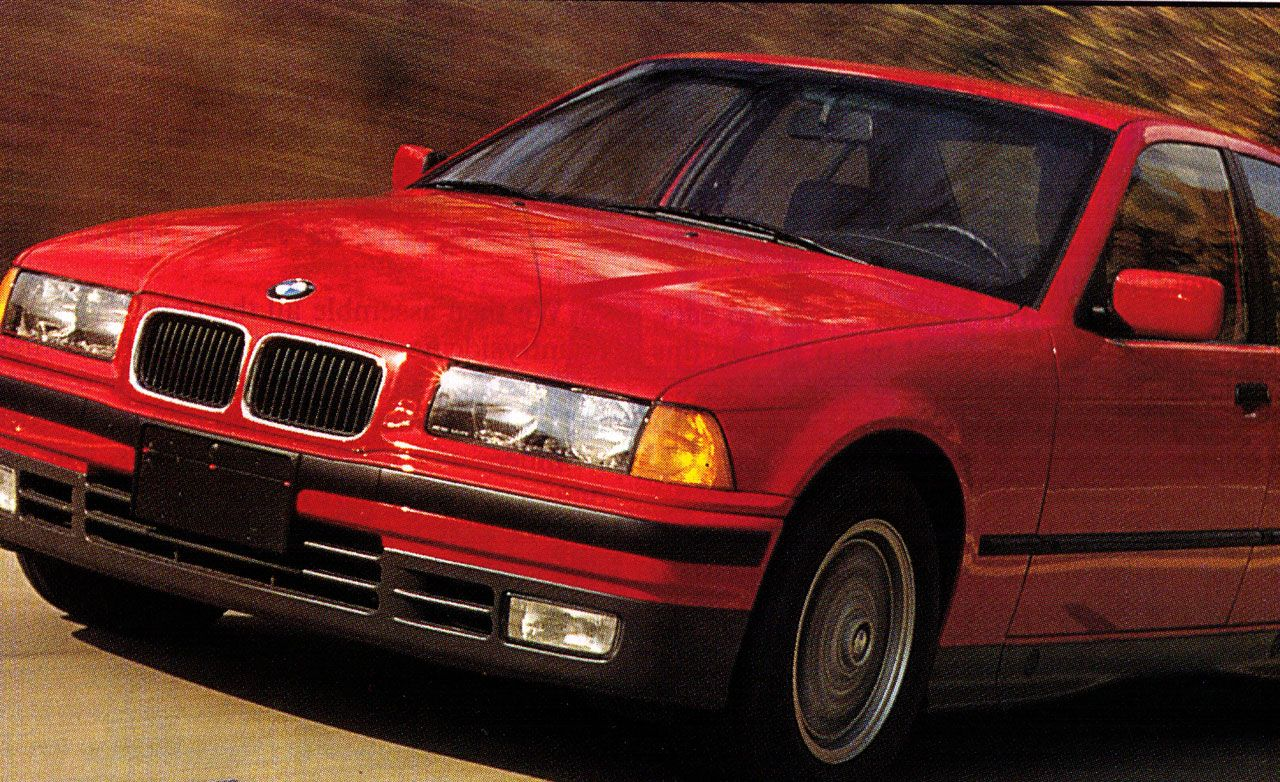 1994 BMW 325i/325is | 10Best Cars | Features | Car and Driver