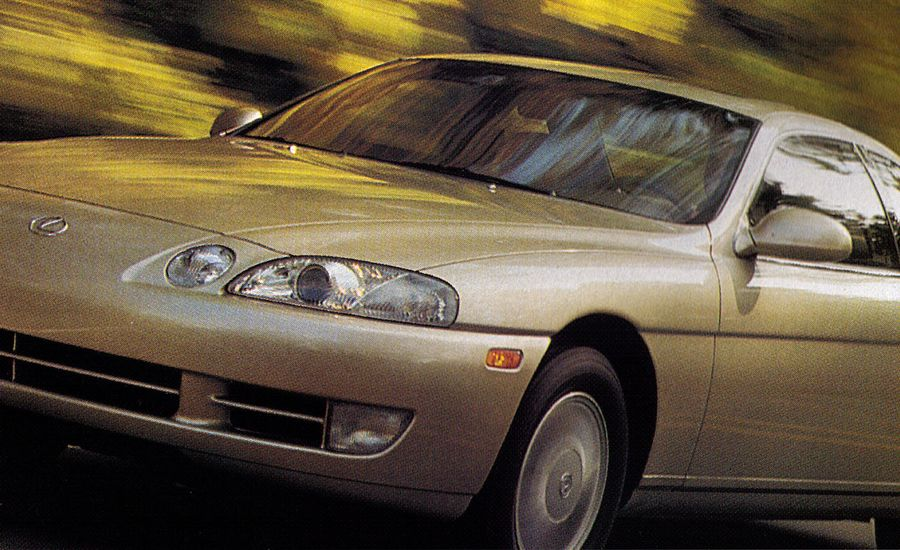 Lexus Sc Photo S Original