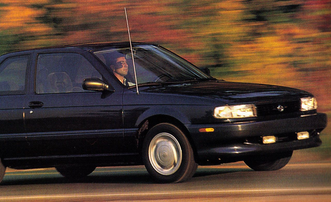 Ram Build And Price >> 1994 Nissan Sentra SE-R