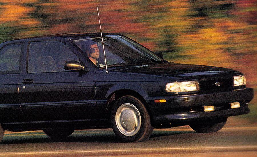 1994 Nissan Sentra SE-R