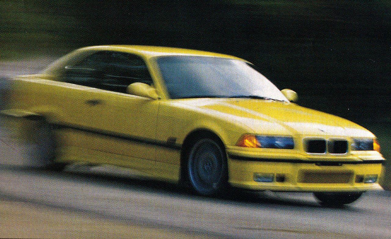 1995 Bmw 325i M3