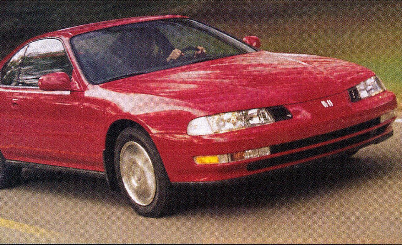 1995 Honda Prelude VTEC