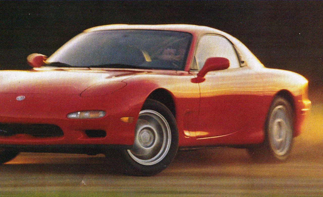 2018 Mazda Rx7 Price >> 1995 Mazda RX-7