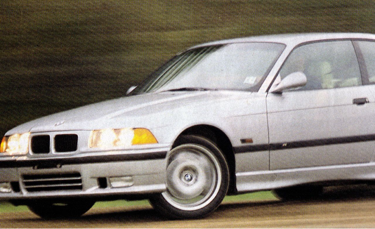 1996 BMW 328i/M3