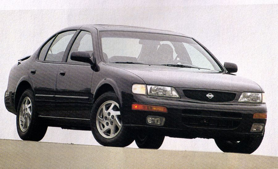 1996 Nissan Maxima SE