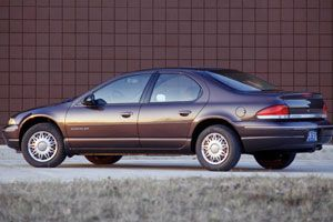1997 Chrysler Cirrus/Dodge Stratus/Plymouth Breeze