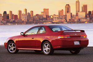 1997 Honda Prelude SH
