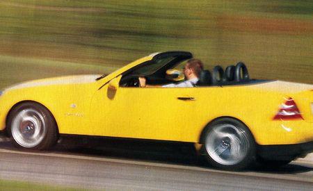 1997 Mercedes-Benz SLK