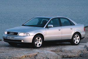 Audi A - 1998 audi a4