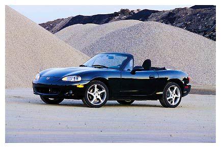 1998 Mazda MX-5 Miata