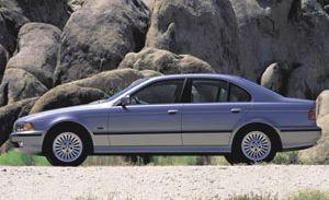 1999 BMW 5-Series