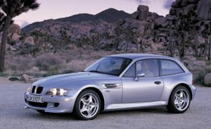 1999 BMW M coupe/M roadster