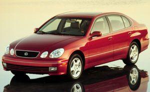 1999 Lexus GS300/GS400