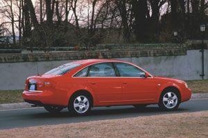 2000 Audi A6 2.7T/A6 4.2