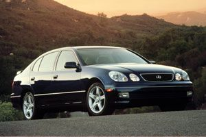 2000 Lexus GS300/GS400