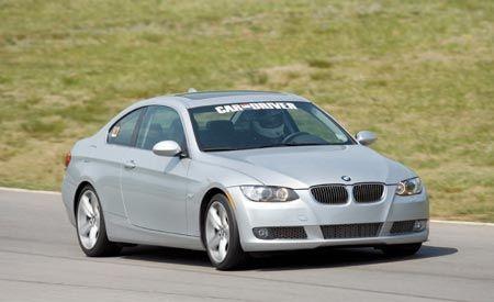 2007 BMW 335i Coupe