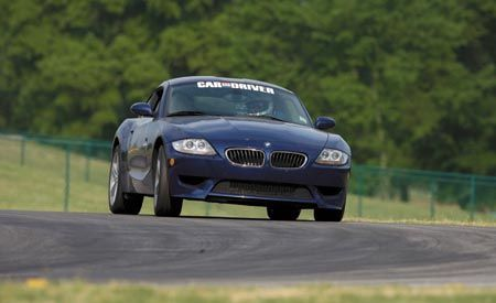 LL2: 2007 BMW Z4 M Coupe