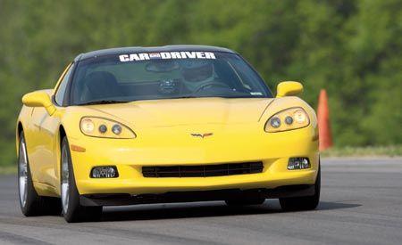 LL2: 2007 Chevrolet Corvette