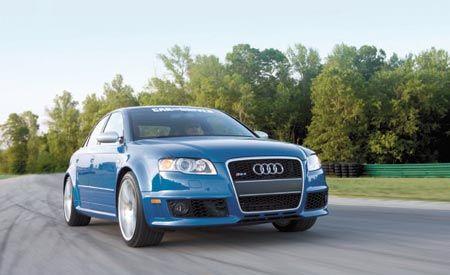 LL3: 2007 Audi RS4