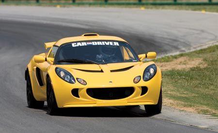 LL3: 2007 Lotus Exige S