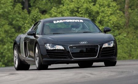 LL3: 2008 Audi R8